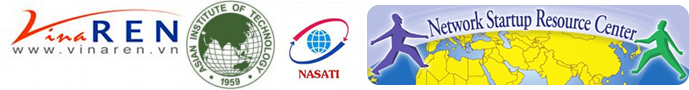 VINAREN-AIT-NSRC Network Design and Multicast Workshop