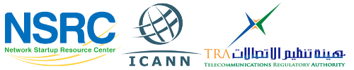 NSRC - ICANN DNS Train the Trainer - Dubai