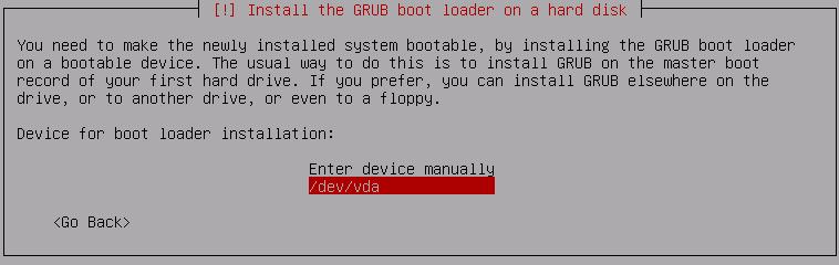 Debian Installation